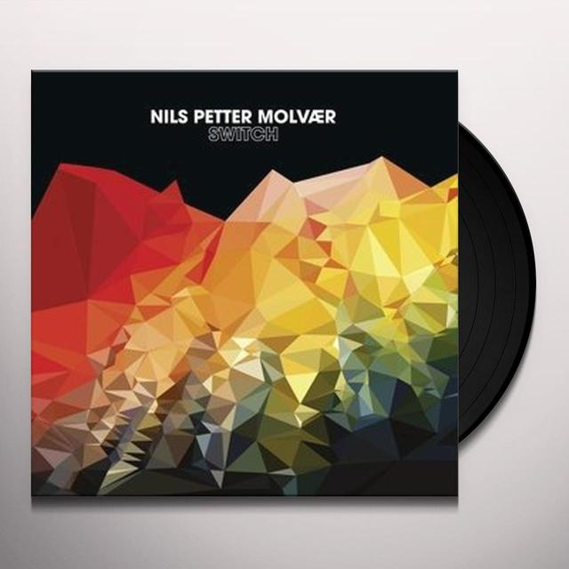 Nils Petter Molvaer SWITCH Vinyl Record - Holland Import