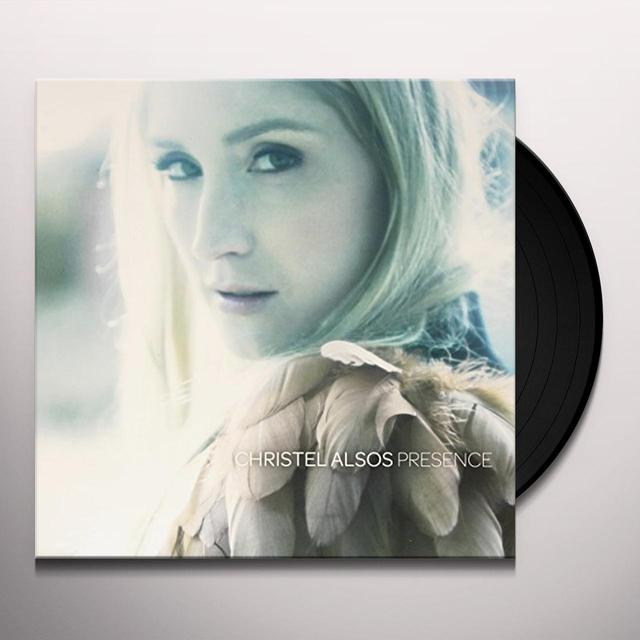 Christel Alsos PRESENCE Vinyl Record - Holland Import