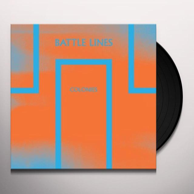 Battle Lines COLONIES 7 Vinyl Record