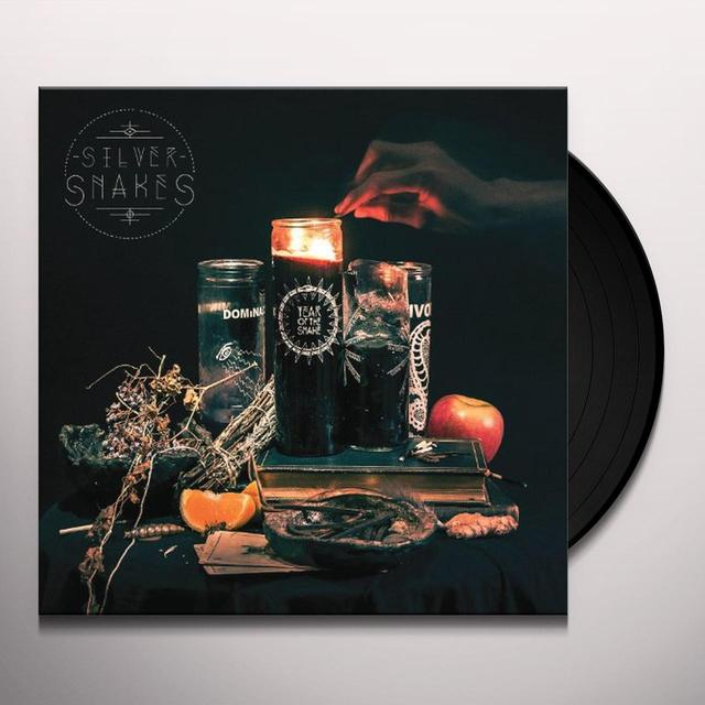 Silver Snakes YEAR OF THE SNAKE Vinyl Record