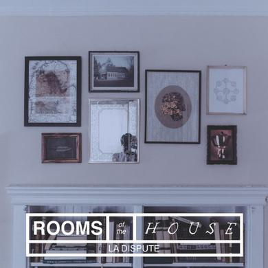 La Dispute ROOMS OF THE HOUSE Vinyl Record