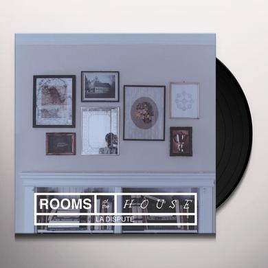 La Dispute ROOMS OF THE HOUSE Vinyl Record - UK Import