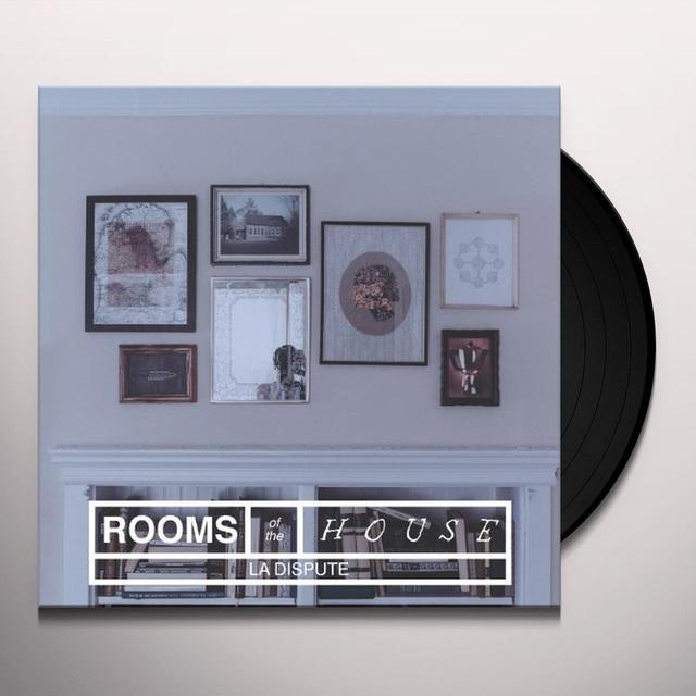 La Dispute ROOMS OF THE HOUSE Vinyl Record - UK Import