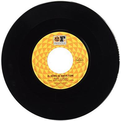 Ray Lugo & The Boogaloo Destroyers EL RITMO DE NUEVA YORK Vinyl Record