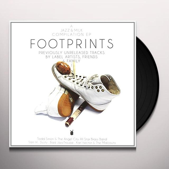 Footprints Ep / Various (Uk) FOOTPRINTS EP / VARIOUS Vinyl Record - UK Release