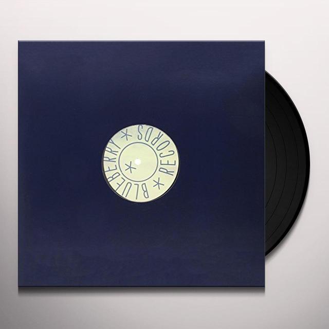 Todd Osborn MICHIGAN DREAM EP Vinyl Record