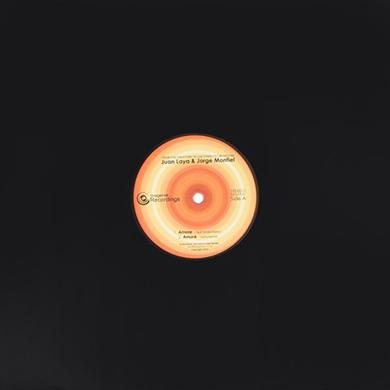 Juan Laya & Jorge Montiel AMORE/INTERSTELLAIRE EP Vinyl Record