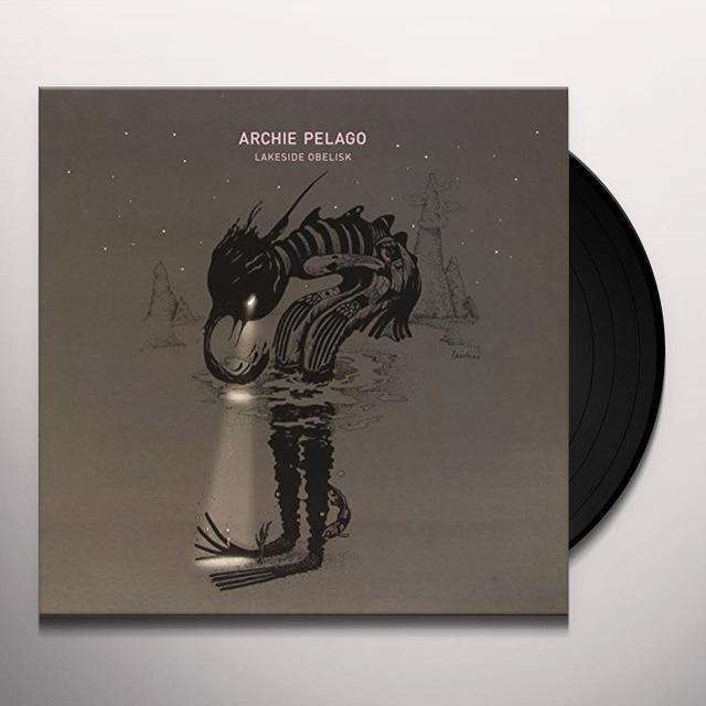 Archie Pelago LAKESIDE OBELISK Vinyl Record