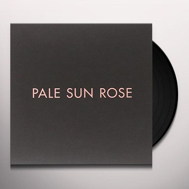 Matthew & The Atlas PALE SUN ROSE Vinyl Record - UK Import