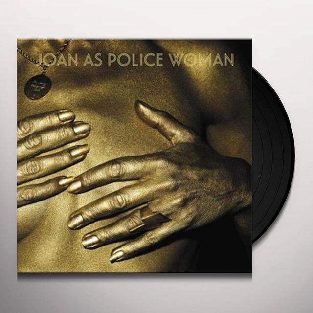 Joan As Police Woman HOLY CITY Vinyl Record
