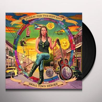 Hurray For The Riff Raff SMALL TOWN HEROES Vinyl Record - UK Import