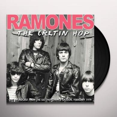 Ramones CRETIN HOP Vinyl Record - UK Import