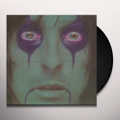 Alice Cooper FROM THE INSIDE Vinyl Record - Holland Import