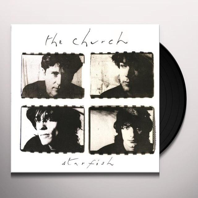 The Church STARFISH Vinyl Record - Holland Import