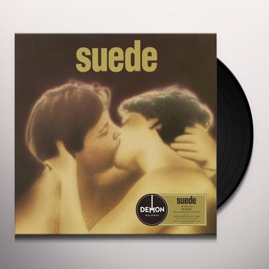 SUEDE Vinyl Record