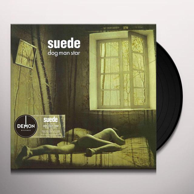 Suede DOG MAN STAR Vinyl Record