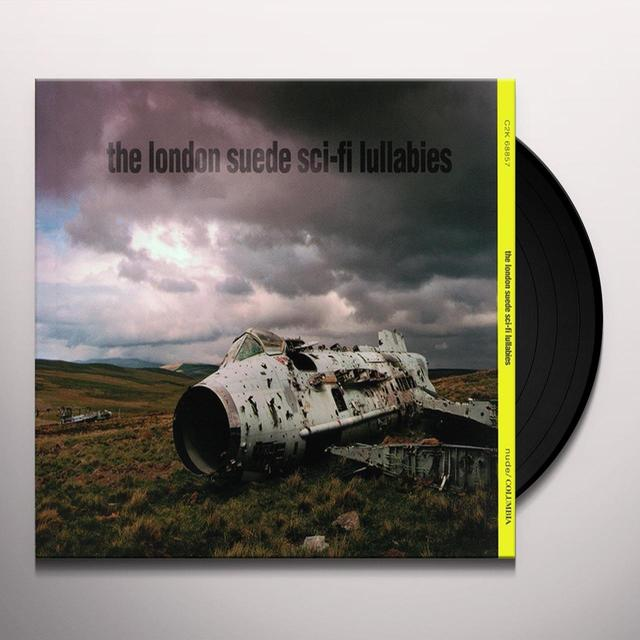 Suede SCI-FI LULLABIES Vinyl Record - UK Import