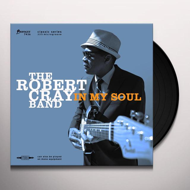 Robert Cray IN MY SOUL Vinyl Record