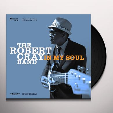 Robert Cray IN MY SOUL Vinyl Record