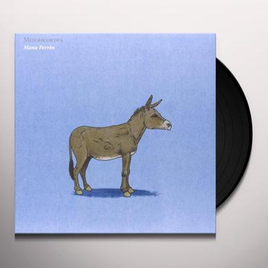 Manu Ferron MISERICORDIA Vinyl Record