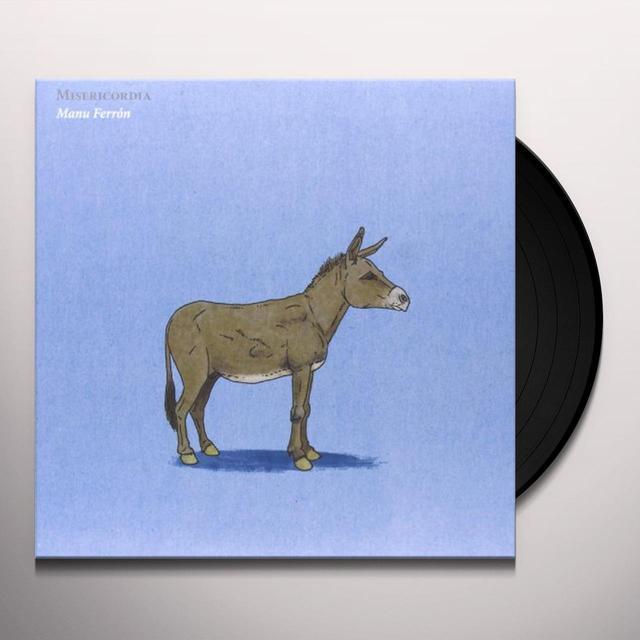 Manu Ferron MISERICORDIA Vinyl Record - 10 Inch Single