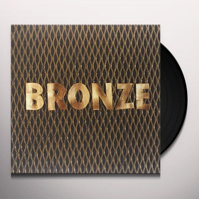 Bronze WORLD ARENA Vinyl Record