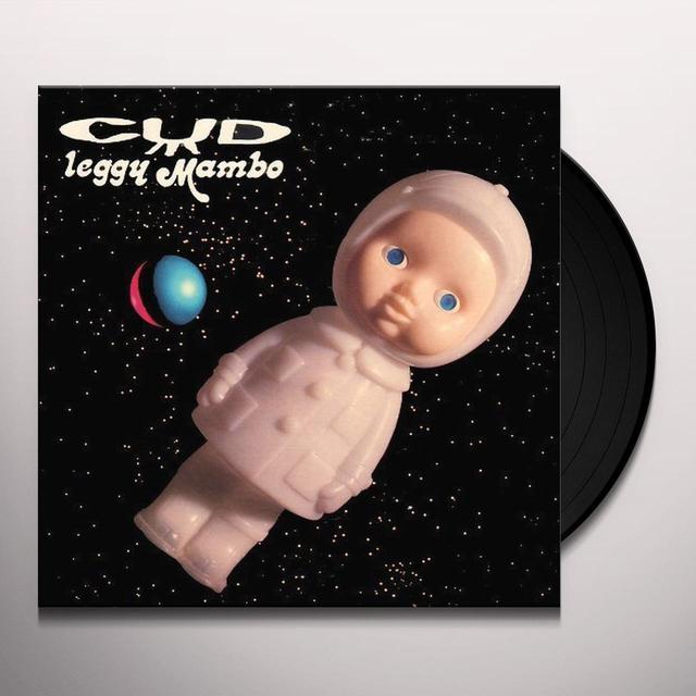 Cud LEGGY MAMBO Vinyl Record