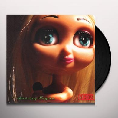 Reagan Hussey CURIOS Vinyl Record