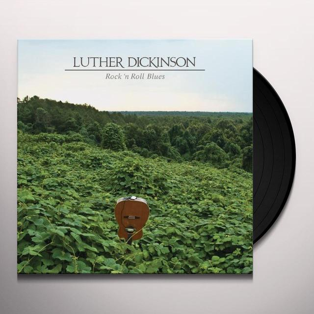 Luther Dickinson ROCK N ROLL BLUES Vinyl Record - Digital Download Included