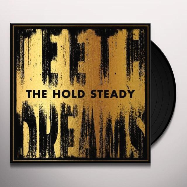 The Hold Steady TEETH DREAMS Vinyl Record