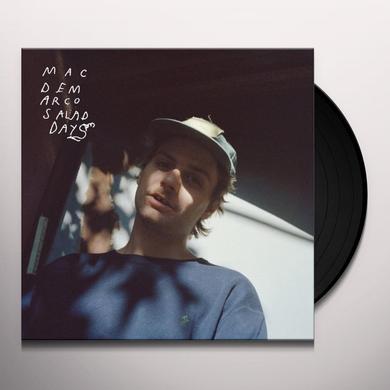 Mac Demarco SALAD DAYS Vinyl Record - Digital Download Included
