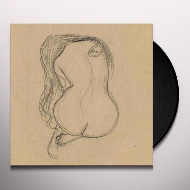 Simone Felice STRANGERS Vinyl Record