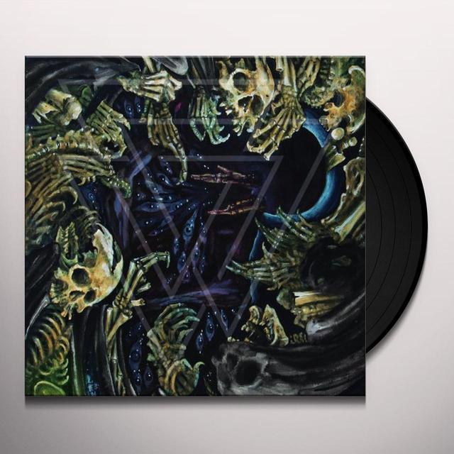 Twilight III: BENEATH TRIDENT'S TOMB Vinyl Record