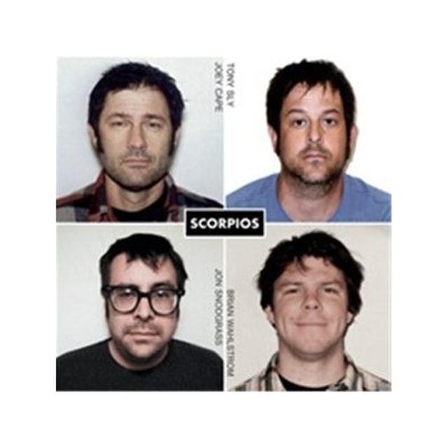 SCORPIOS Vinyl Record