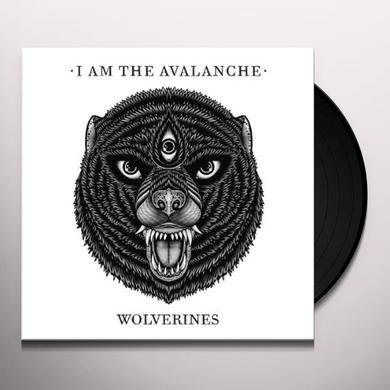 I Am The Avalanche WOLVERINES Vinyl Record
