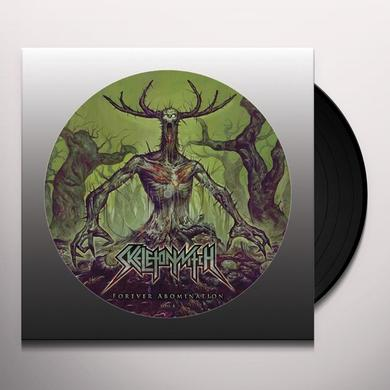 Skeletonwitch FOREVER ABOMINATION Vinyl Record - Picture Disc