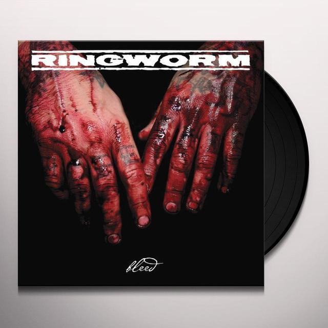 Ringworm BLEED 10 Vinyl Record