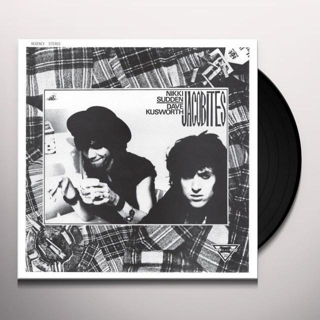 Nikki Sudden / Dave Kusworth JACOBITES Vinyl Record