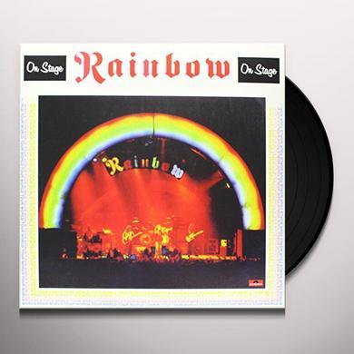 Rainbow ON STAGE Vinyl Record