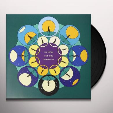 Bombay Bicycle Club SO LONG SEE YOU TOMORROW Vinyl Record