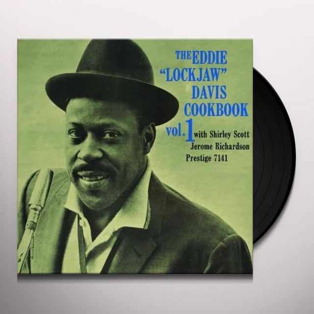 EDDIE LOCKJAW DAVIS COOKBOOK 1 Vinyl Record