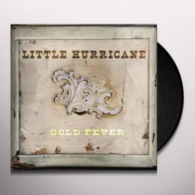 Little Hurricane GOLD FEVER Vinyl Record