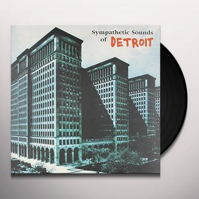 SYMPATHETIC SOUNDS OF DETROIT / VARIOUS Vinyl Record