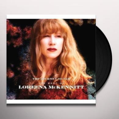 JOURNEY SO FAR THE BEST OF LOREENA MCKENNITT Vinyl Record