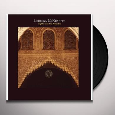 Loreena Mckennitt NIGHTS FROM THE ALHAMBRA Vinyl Record