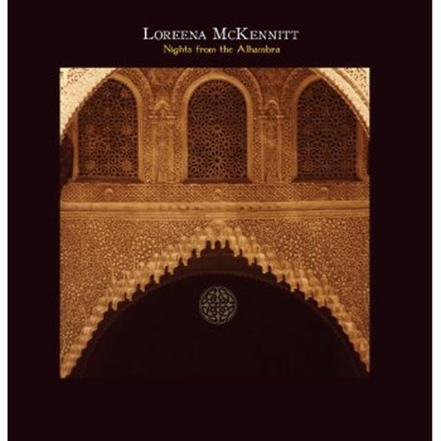 Loreena Mckennitt NIGHTS FROM THE ALHAMBRA Vinyl Record