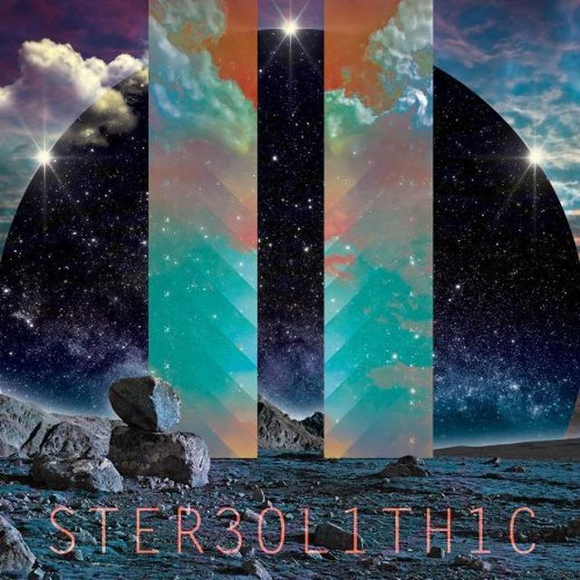 311 STEREOLITHIC Vinyl Record