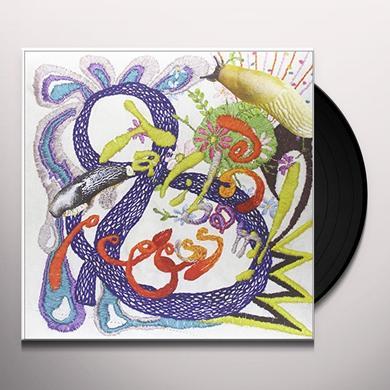 PEEESSEYE + TALIBAM Vinyl Record