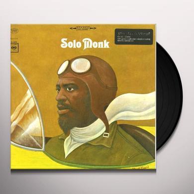 Thelonious Monk SOLO MONK Vinyl Record
