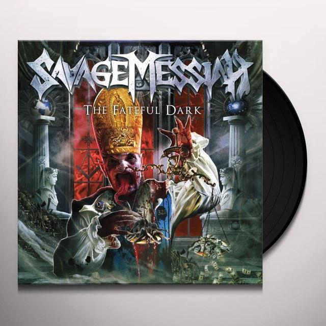 Savage Messiah FATEFUL DARK Vinyl Record